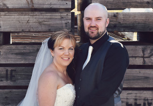 ashlee and jamie launceston wedding band testimonial